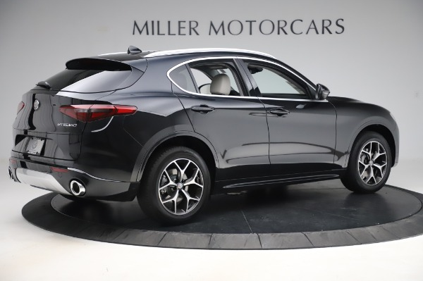 New 2020 Alfa Romeo Stelvio Ti Q4 for sale Sold at Bentley Greenwich in Greenwich CT 06830 8