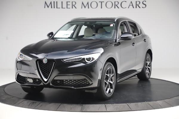 New 2020 Alfa Romeo Stelvio Ti Q4 for sale $50,895 at Bentley Greenwich in Greenwich CT 06830 1