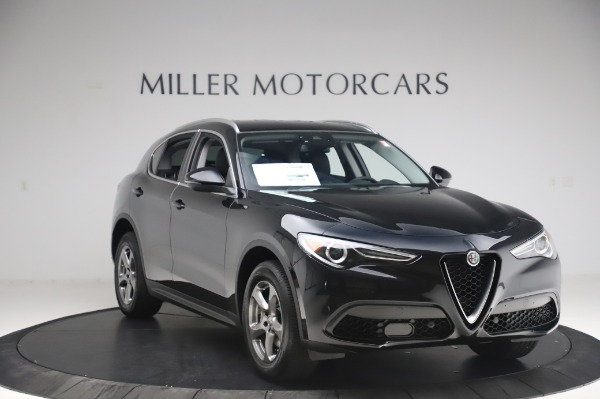 New 2020 Alfa Romeo Stelvio Q4 for sale $47,395 at Bentley Greenwich in Greenwich CT 06830 11