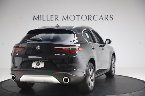 New 2020 Alfa Romeo Stelvio Q4 for sale $47,395 at Bentley Greenwich in Greenwich CT 06830 7