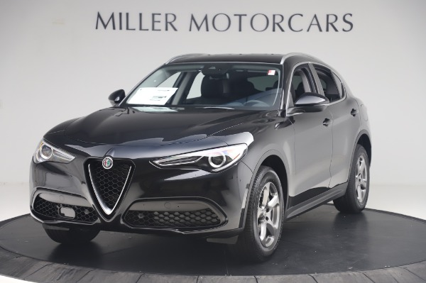 New 2020 Alfa Romeo Stelvio Q4 for sale $47,395 at Bentley Greenwich in Greenwich CT 06830 1