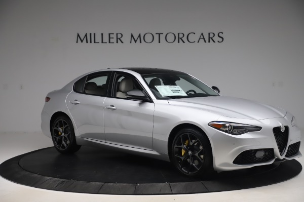 New 2020 Alfa Romeo Giulia Sport Q4 for sale Sold at Bentley Greenwich in Greenwich CT 06830 10