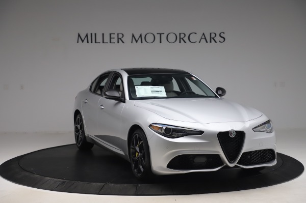 New 2020 Alfa Romeo Giulia Sport Q4 for sale Sold at Bentley Greenwich in Greenwich CT 06830 11