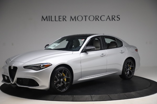 New 2020 Alfa Romeo Giulia Sport Q4 for sale Sold at Bentley Greenwich in Greenwich CT 06830 2