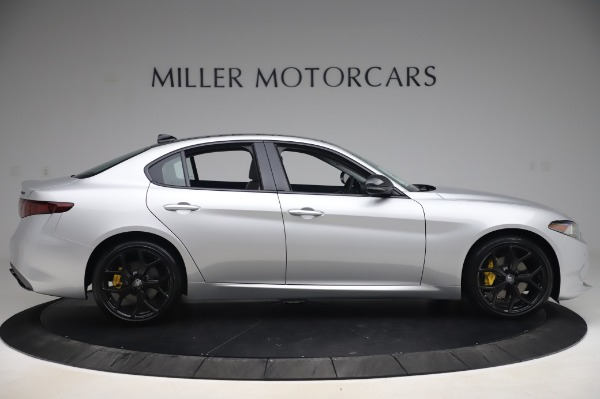 New 2020 Alfa Romeo Giulia Sport Q4 for sale Sold at Bentley Greenwich in Greenwich CT 06830 9