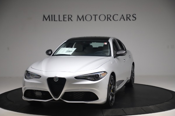 New 2020 Alfa Romeo Giulia Sport Q4 for sale Sold at Bentley Greenwich in Greenwich CT 06830 1