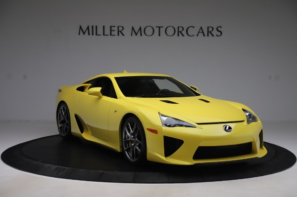 Used 2012 Lexus LFA for sale $509,900 at Bentley Greenwich in Greenwich CT 06830 11