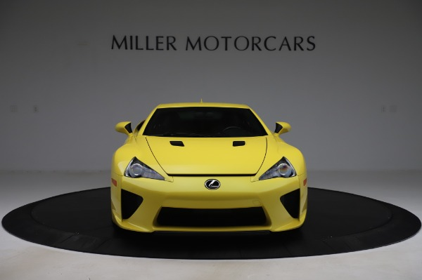 Used 2012 Lexus LFA for sale $509,900 at Bentley Greenwich in Greenwich CT 06830 12