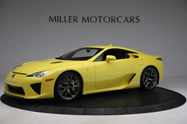 Used 2012 Lexus LFA for sale $509,900 at Bentley Greenwich in Greenwich CT 06830 2