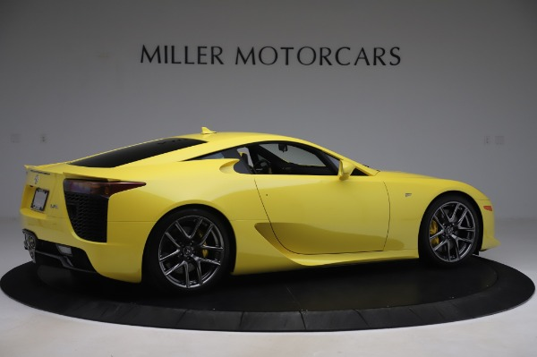 Used 2012 Lexus LFA for sale $509,900 at Bentley Greenwich in Greenwich CT 06830 8