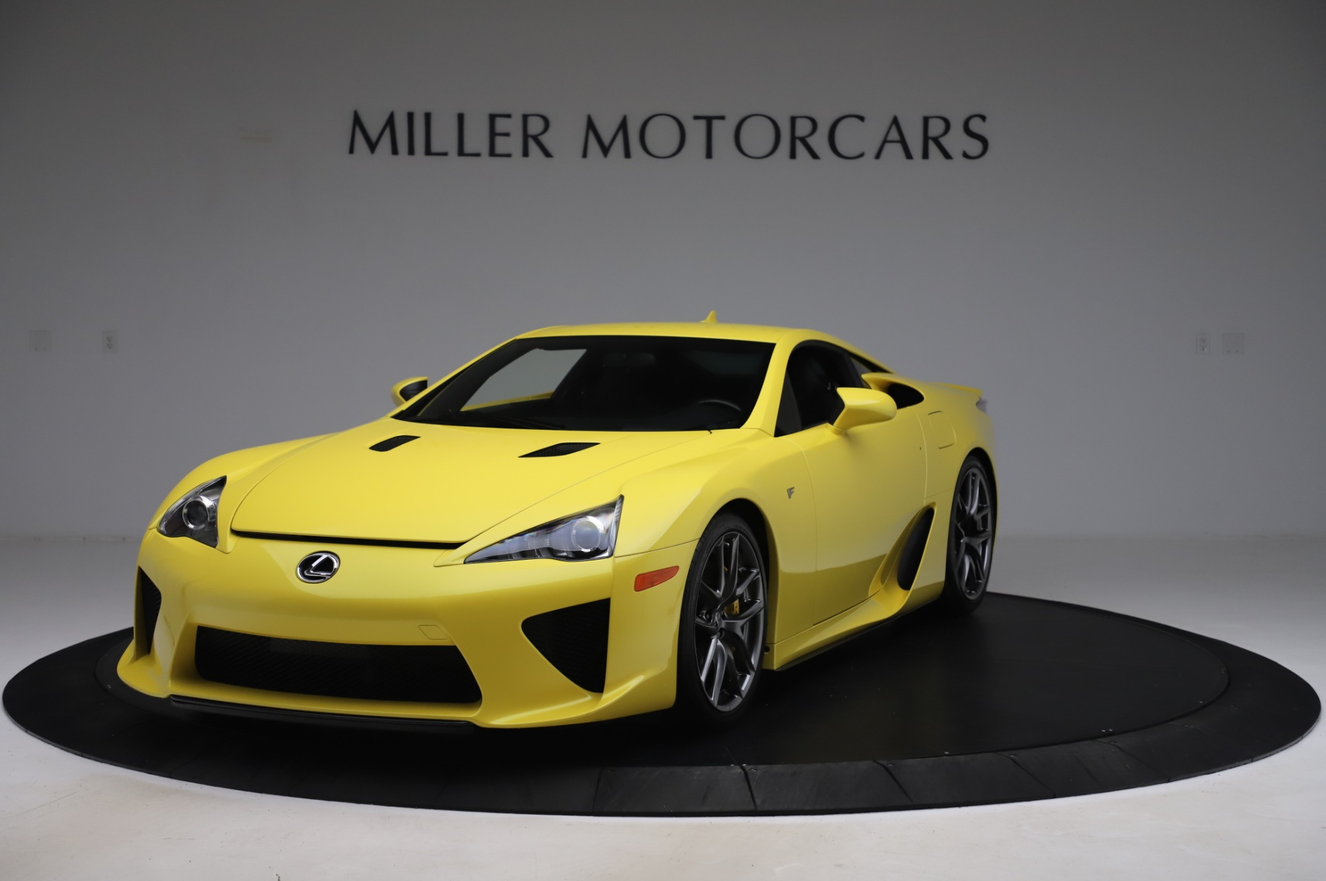Used 2012 Lexus LFA for sale $509,900 at Bentley Greenwich in Greenwich CT 06830 1