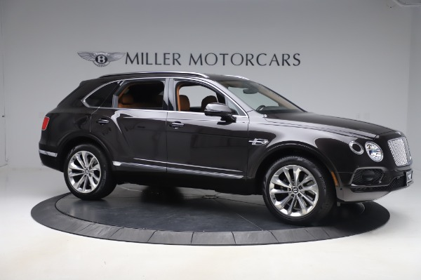 Used 2017 Bentley Bentayga W12 for sale $138,900 at Bentley Greenwich in Greenwich CT 06830 10