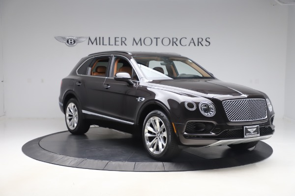 Used 2017 Bentley Bentayga W12 for sale $138,900 at Bentley Greenwich in Greenwich CT 06830 11