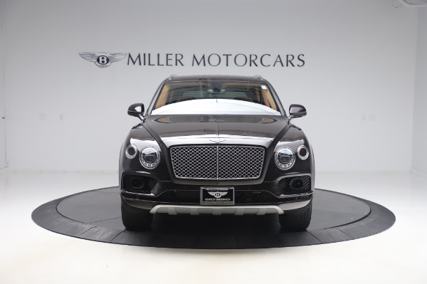 Used 2017 Bentley Bentayga W12 for sale $138,900 at Bentley Greenwich in Greenwich CT 06830 12