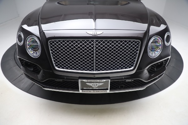 Used 2017 Bentley Bentayga W12 for sale $138,900 at Bentley Greenwich in Greenwich CT 06830 13