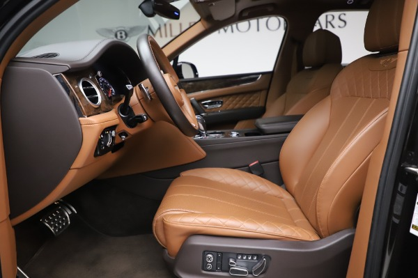 Used 2017 Bentley Bentayga W12 for sale $138,900 at Bentley Greenwich in Greenwich CT 06830 18