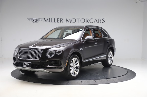 Used 2017 Bentley Bentayga W12 for sale $138,900 at Bentley Greenwich in Greenwich CT 06830 2