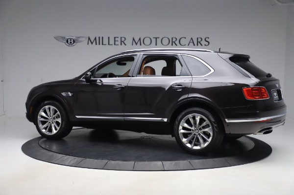 Used 2017 Bentley Bentayga W12 for sale $138,900 at Bentley Greenwich in Greenwich CT 06830 4