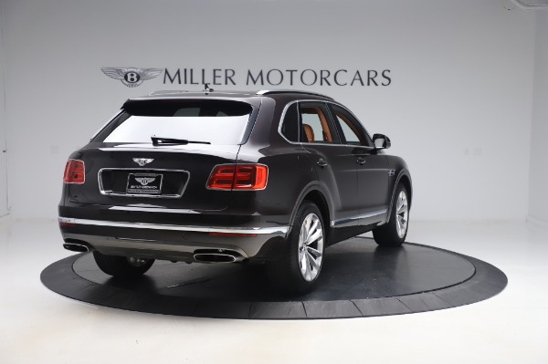 Used 2017 Bentley Bentayga W12 for sale $138,900 at Bentley Greenwich in Greenwich CT 06830 7