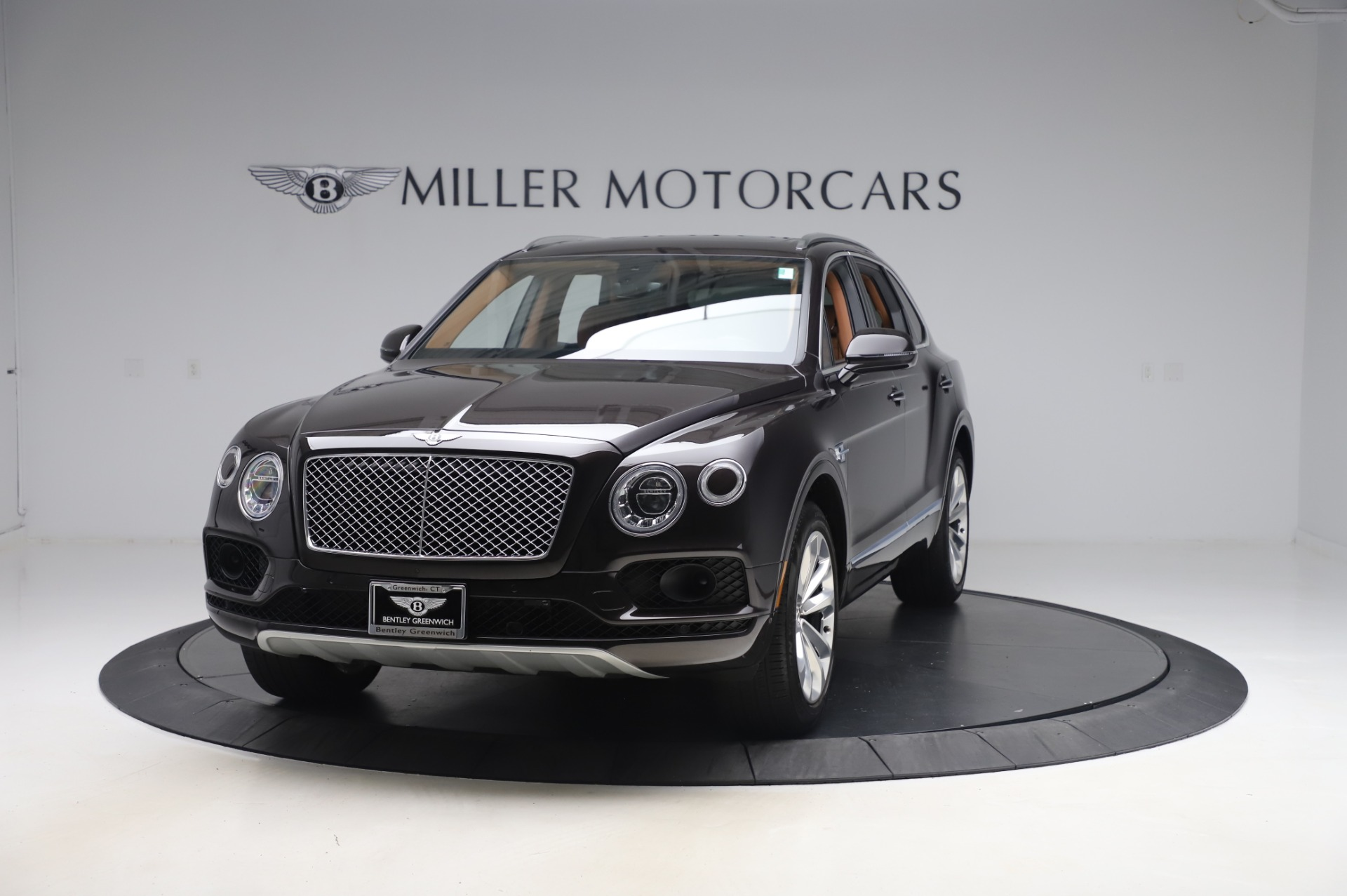 Used 2017 Bentley Bentayga W12 for sale $138,900 at Bentley Greenwich in Greenwich CT 06830 1