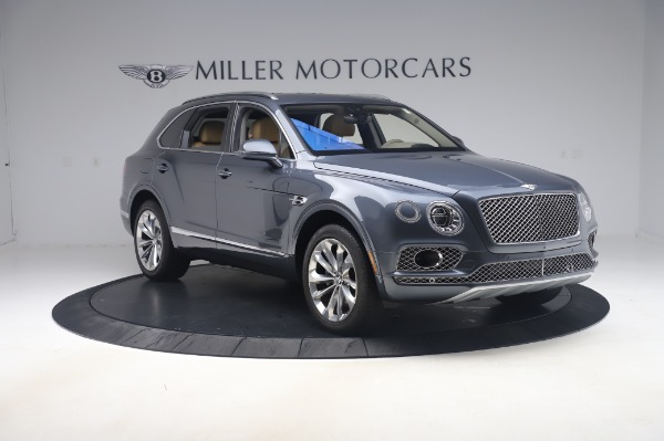 Used 2017 Bentley Bentayga W12 for sale Sold at Bentley Greenwich in Greenwich CT 06830 11