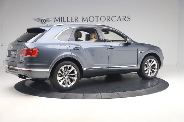 Used 2017 Bentley Bentayga W12 for sale Sold at Bentley Greenwich in Greenwich CT 06830 8