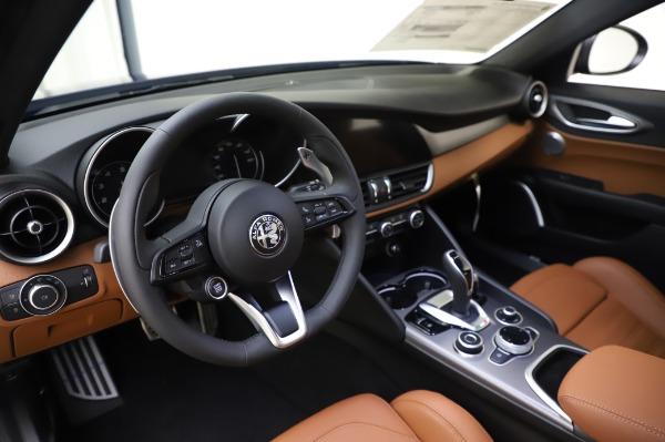 New 2020 Alfa Romeo Giulia Ti Sport Q4 for sale $51,495 at Bentley Greenwich in Greenwich CT 06830 13