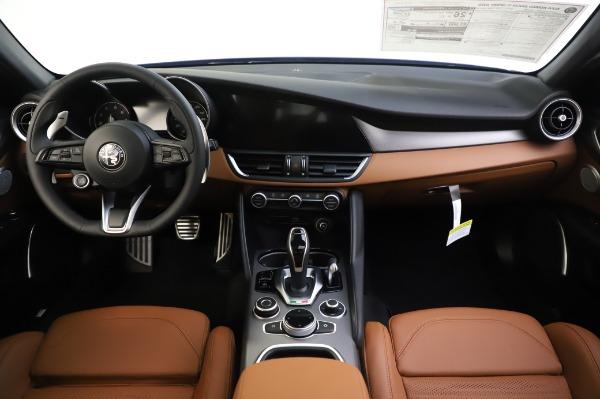 New 2020 Alfa Romeo Giulia Ti Sport Q4 for sale $51,495 at Bentley Greenwich in Greenwich CT 06830 16