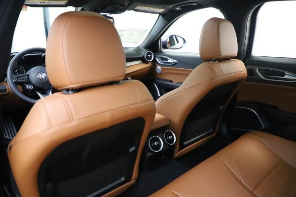 New 2020 Alfa Romeo Giulia Ti Sport Q4 for sale $51,495 at Bentley Greenwich in Greenwich CT 06830 20
