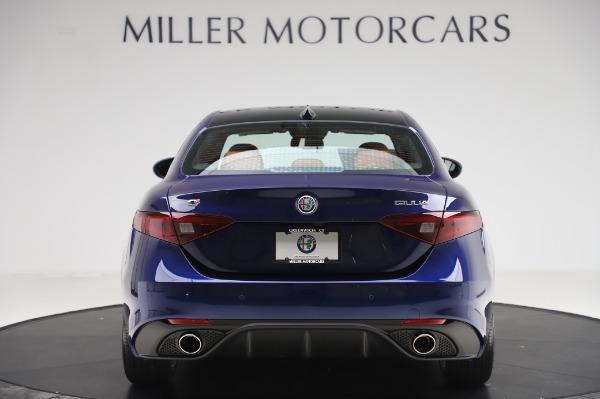 New 2020 Alfa Romeo Giulia Ti Sport Q4 for sale $51,495 at Bentley Greenwich in Greenwich CT 06830 6