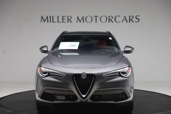 New 2020 Alfa Romeo Stelvio Sport Q4 for sale $50,945 at Bentley Greenwich in Greenwich CT 06830 12