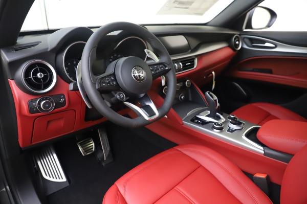 New 2020 Alfa Romeo Stelvio Sport Q4 for sale $50,945 at Bentley Greenwich in Greenwich CT 06830 13