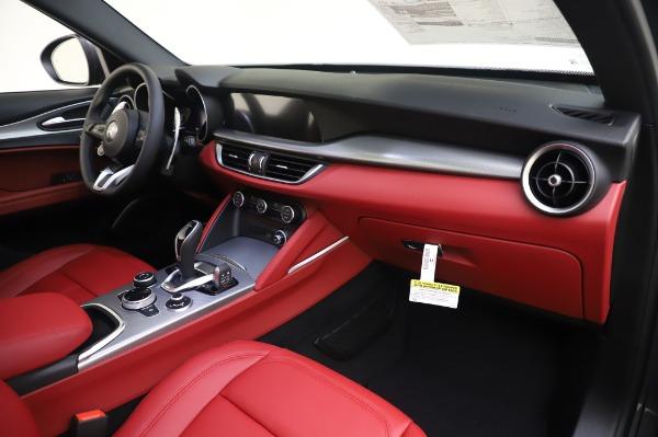 New 2020 Alfa Romeo Stelvio Sport Q4 for sale $50,945 at Bentley Greenwich in Greenwich CT 06830 19