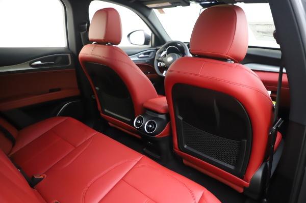 New 2020 Alfa Romeo Stelvio Sport Q4 for sale $50,945 at Bentley Greenwich in Greenwich CT 06830 26