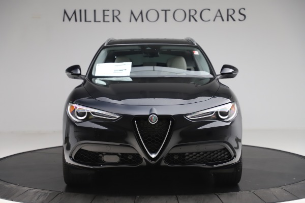 New 2020 Alfa Romeo Stelvio Ti Q4 for sale Sold at Bentley Greenwich in Greenwich CT 06830 12