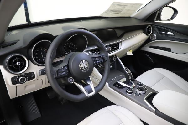 New 2020 Alfa Romeo Stelvio Ti Q4 for sale Sold at Bentley Greenwich in Greenwich CT 06830 13