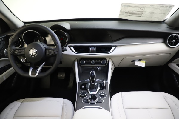 New 2020 Alfa Romeo Stelvio Ti Q4 for sale Sold at Bentley Greenwich in Greenwich CT 06830 16