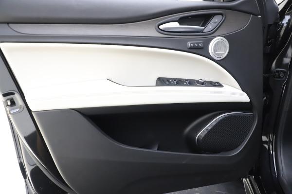 New 2020 Alfa Romeo Stelvio Ti Q4 for sale Sold at Bentley Greenwich in Greenwich CT 06830 17