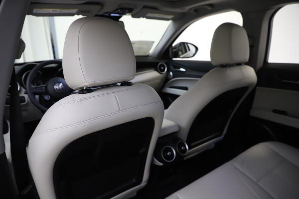 New 2020 Alfa Romeo Stelvio Ti Q4 for sale Sold at Bentley Greenwich in Greenwich CT 06830 20