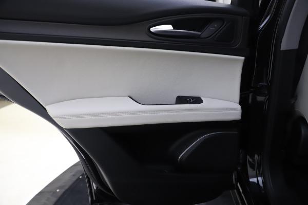 New 2020 Alfa Romeo Stelvio Ti Q4 for sale Sold at Bentley Greenwich in Greenwich CT 06830 21