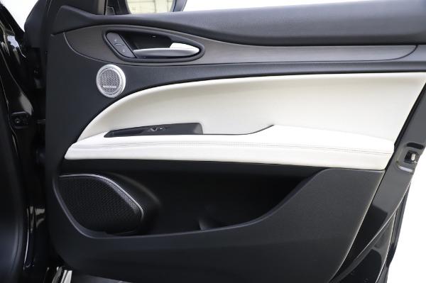 New 2020 Alfa Romeo Stelvio Ti Q4 for sale Sold at Bentley Greenwich in Greenwich CT 06830 25