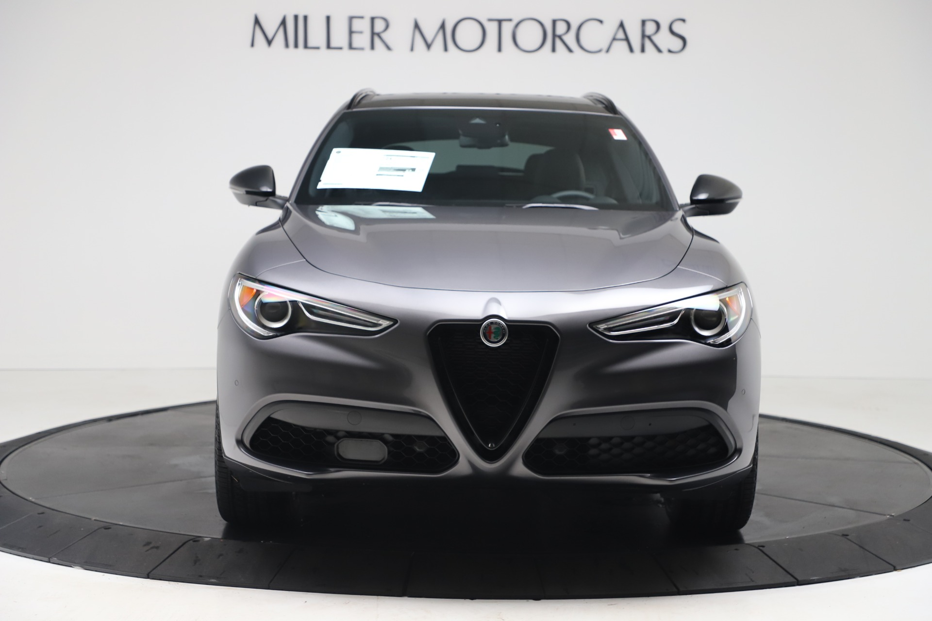 New 2020 Alfa Romeo Stelvio Ti Q4 for sale $51,045 at Bentley Greenwich in Greenwich CT 06830 1