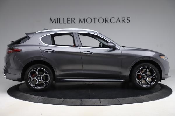 New 2020 Alfa Romeo Stelvio Ti Q4 for sale Sold at Bentley Greenwich in Greenwich CT 06830 10