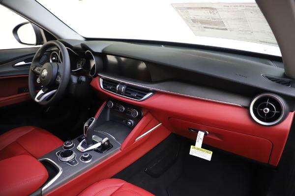 New 2020 Alfa Romeo Stelvio Ti Q4 for sale Sold at Bentley Greenwich in Greenwich CT 06830 27