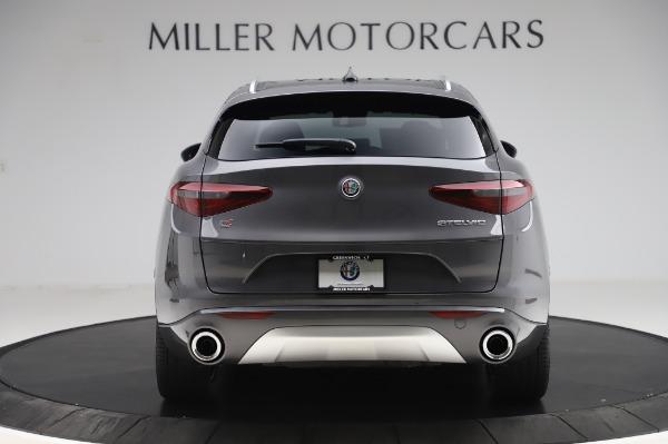 New 2020 Alfa Romeo Stelvio Ti Q4 for sale Sold at Bentley Greenwich in Greenwich CT 06830 7