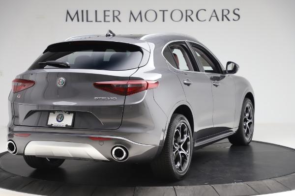 New 2020 Alfa Romeo Stelvio Ti Q4 for sale Sold at Bentley Greenwich in Greenwich CT 06830 8