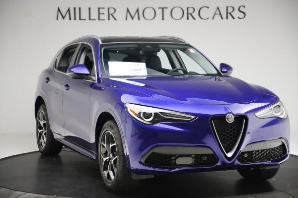 New 2020 Alfa Romeo Stelvio Ti Q4 for sale Sold at Bentley Greenwich in Greenwich CT 06830 11