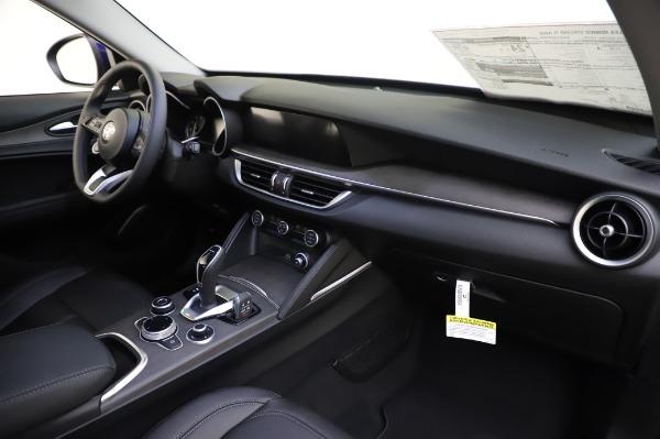 New 2020 Alfa Romeo Stelvio Ti Q4 for sale Sold at Bentley Greenwich in Greenwich CT 06830 23