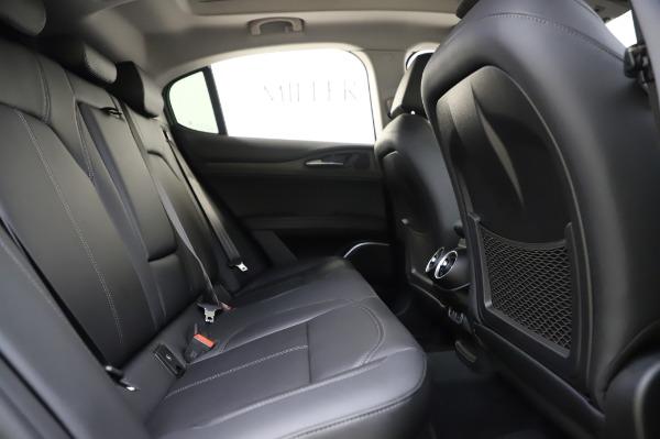 New 2020 Alfa Romeo Stelvio Ti Q4 for sale Sold at Bentley Greenwich in Greenwich CT 06830 26