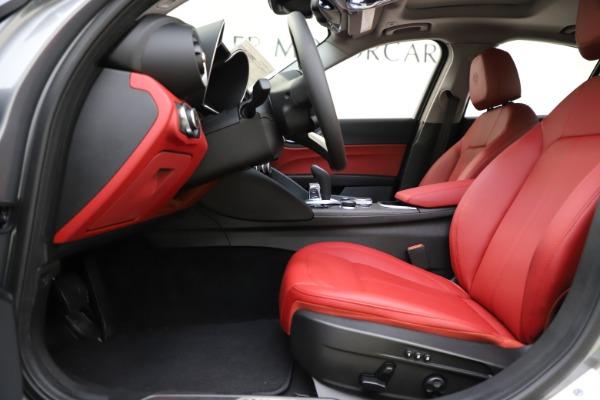 New 2020 Alfa Romeo Giulia Ti Q4 for sale Call for price at Bentley Greenwich in Greenwich CT 06830 15